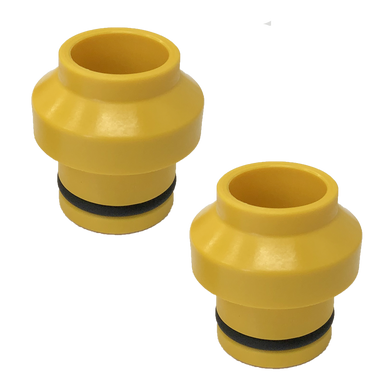 HUSKE 15x110mm Thru-Axel Plugs (Boost)