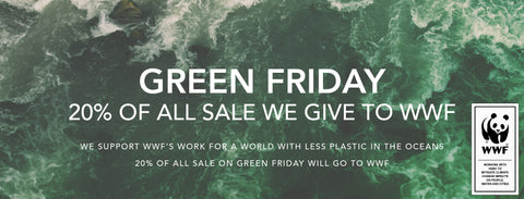 green friday basic apparel WWF