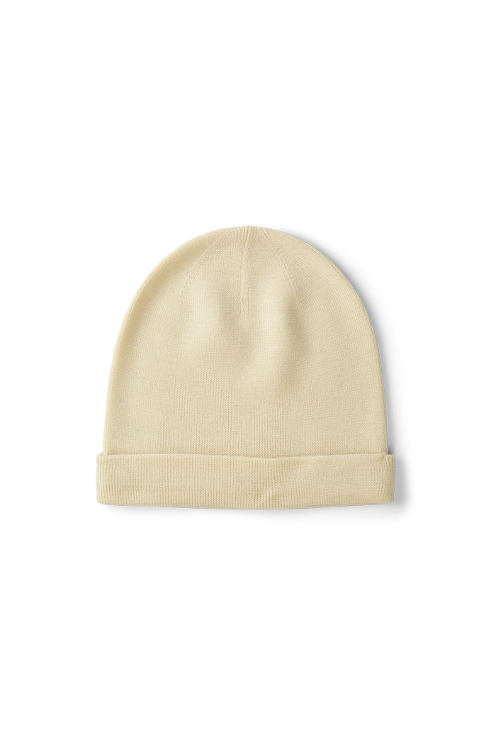 Basic Apparel Vera beanie Hats and beanies 007 Créme