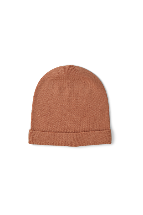 Basic Apparel Vera beanie Hats and beanies 059 Muted clay