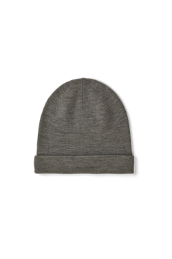 Basic Apparel Vera beanie Hats and beanies 318 Light Grey Mel