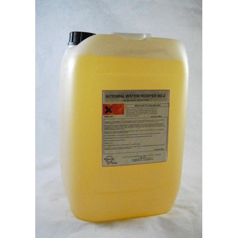 Integral Waterproofer No. 2 - 25 Litre