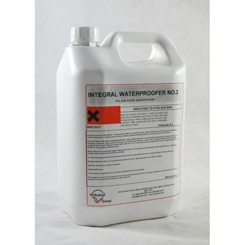 Integral Waterproofer No. 2 - 5 Litre