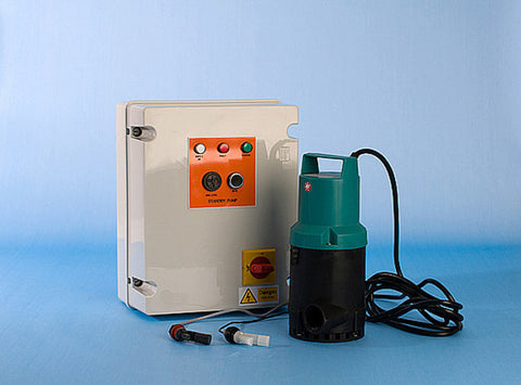 Battery Back-up Pump System