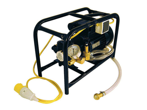 DPC Machine and Timber Treatment Spray Pump