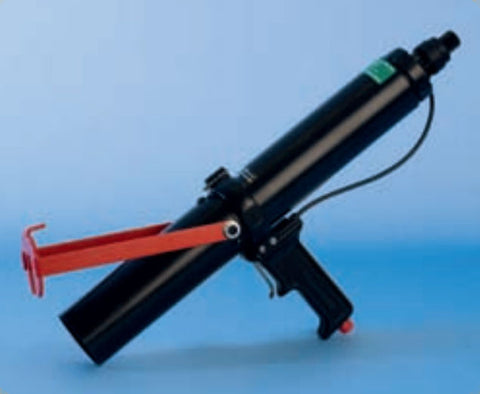 Pnuematic Resin Gun Single Tube