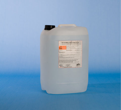 Siliconate K Damp Proofing Fluid - 3.6 Litre Concentrate