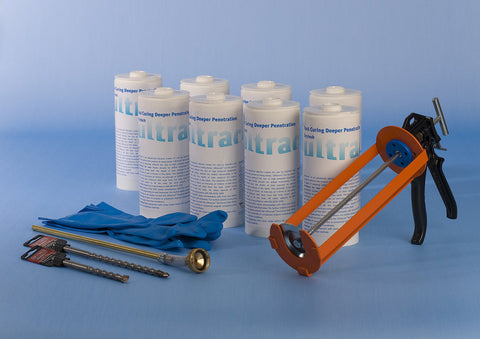 Ultracure Damp Proofing Kit - 1 Litre