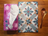Peranakan Fabric Tissue Holder Collection III