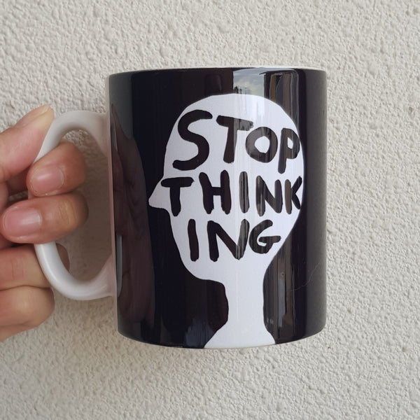 DAVID SHRIGLEY BOXED MUG