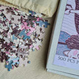 500 Pcs Puzzle Singapore Artist Collection - Hazel Seah