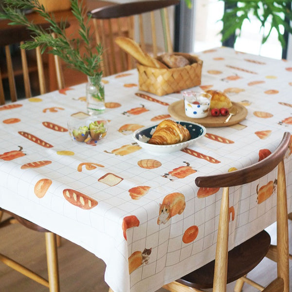 Yummy Meow Table cloth