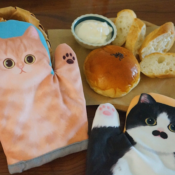 Cat Paw Oven Glove