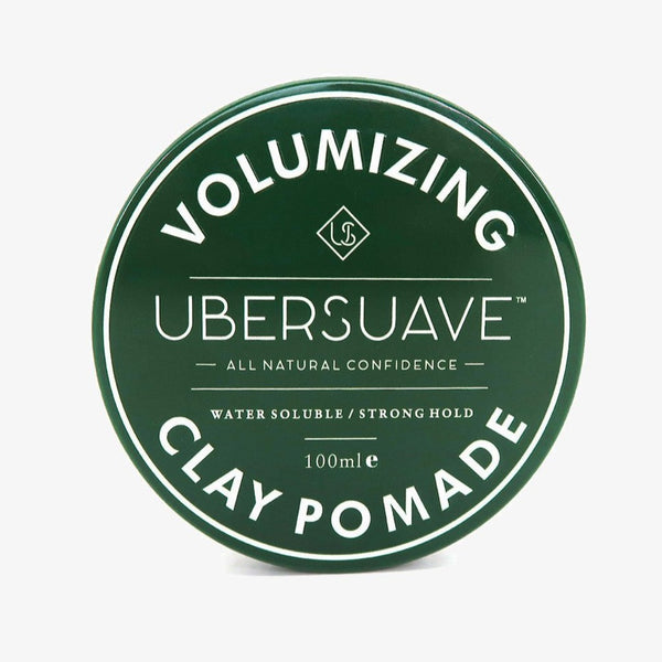 Ubersuave Volumizing Clay Pomade