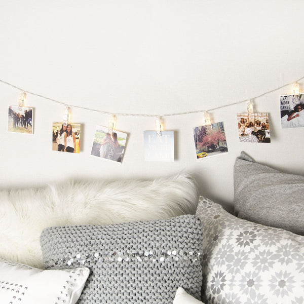 String Lights w/ Photo Clips