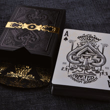 Load image into Gallery viewer, Parlour Playing Cards - Black
