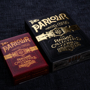 Parlour Playing Cards - Mini Size