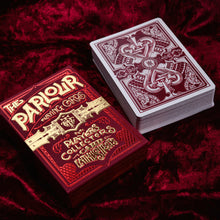 Load image into Gallery viewer, Parlour Playing Cards - Red