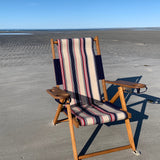 Surfside Recliner- Americana Stripe