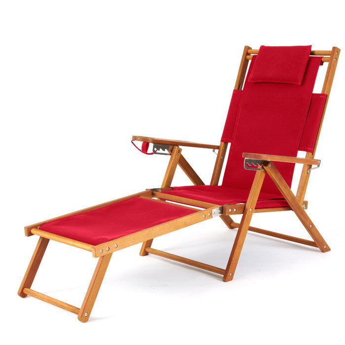 Nauset Recliner with Footrest