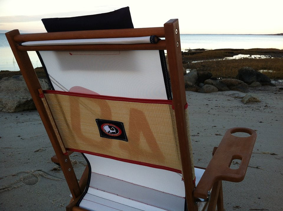 Nautical Line Nauset Recliner with Footrest