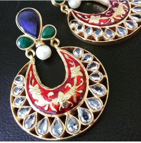 Carnival earrings by Project Rich