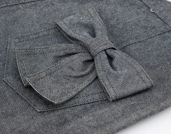 Chanel_Jeansrock_blau_seenbefore_secondhand_detail