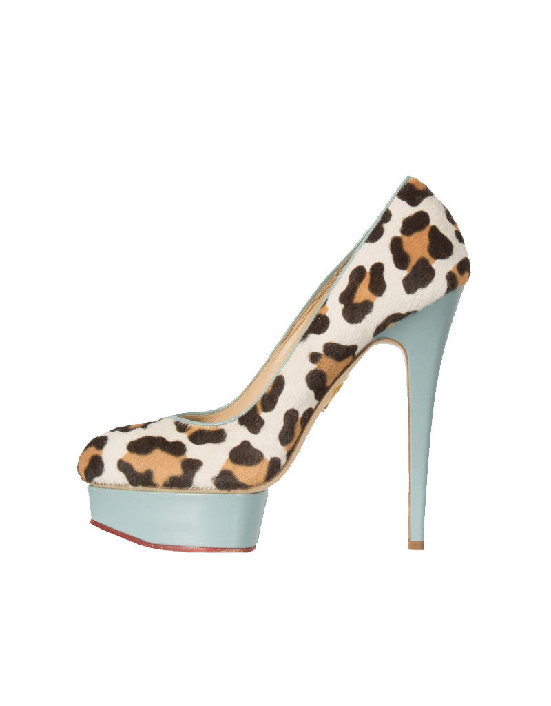 "Charlotte Olympia Pumps ""Polly"" NP:€1050"