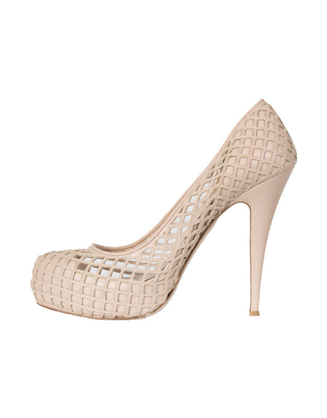 High Heels in Netzoptik NP:€550