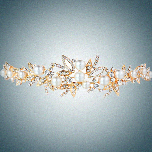 Crystal Tiaras & Headbands