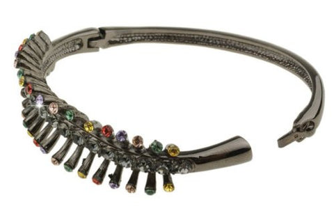 christmas-starlight-pewter-bangle-bracelet-with-multicolour-swarovski-crystals-set-on-open-fan-shape-design-last-few-remaining-prices-slashed-for-ou-B004FNS0ZA