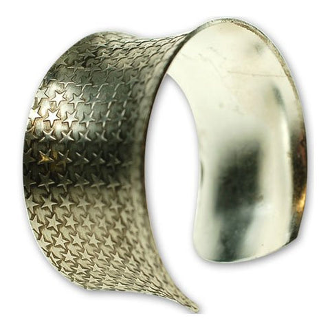 Antique silver finish Etched Tibetan Silver Style Bangle Bracelet Cuff; Free Size, expand and close to wear.
