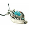 Costume Jewellery Tibetan Silver Lockett Pendant.