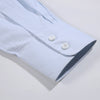 THE CANTERBURY SHIRTS WITH FACE MASK: Janeo British Apparel, Self Stripe Mens Shirt, Single Cuff