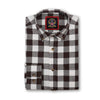 'THE KEW PLAID LUMBERJACK SHIRTS' Long Sleeve Shirt Janeo British Apparel, Mens Lumberjack Plaid Buffalo Check, Light Brushed Cotton Mix, Brawny Tartan Style. Button Down Collar & Pocket Cowboy Rodeo Look. Smart Weekender or Causal.