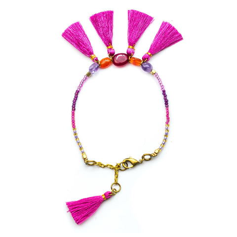 """You Are One"" Pink Bracelet"