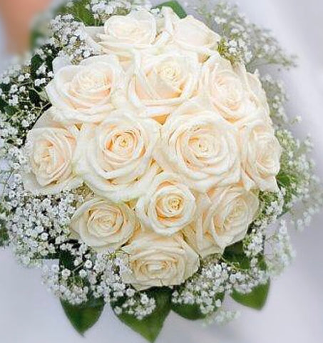 Hand tied Classic Rose Bouquet