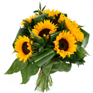Sunshine Hand Tied Bouquet