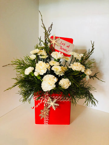 Winter Cheer Bouquet