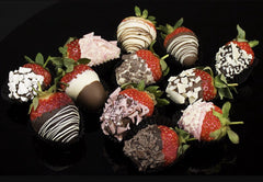 Gourmet Covered Strawberries
