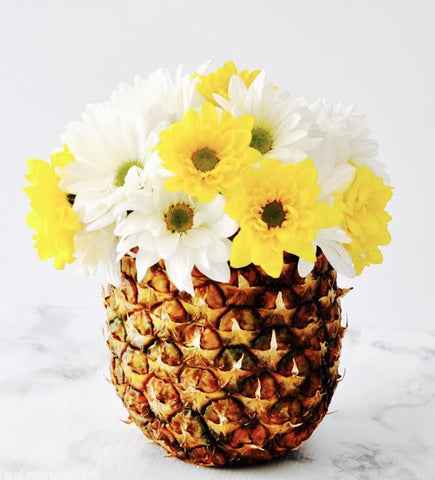 Pineapple of Daisies