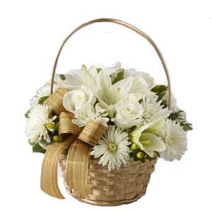 Basket of Winter Wishes