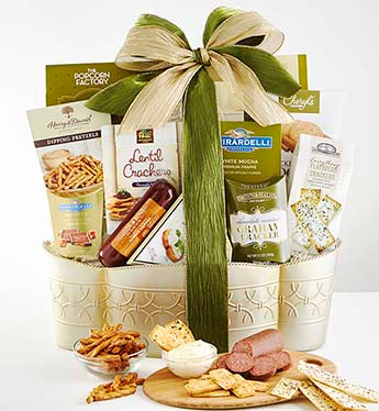 Noble Grandeur Gift Basket