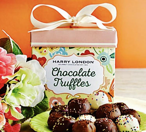 Harry London Spring ChoclateTruffles