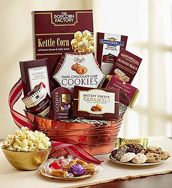 Classic Collections Gourmet Gift Basket