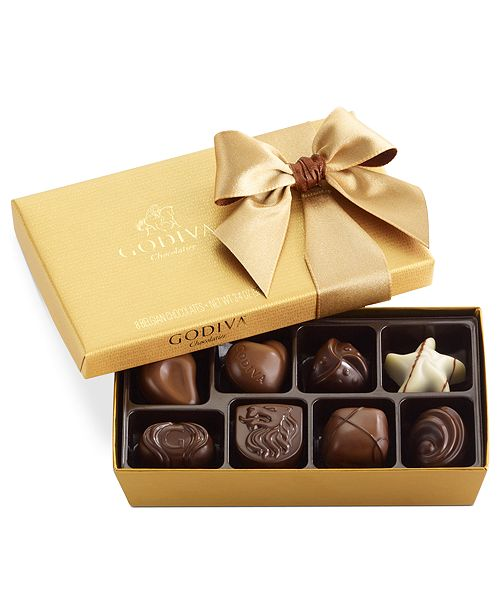 Godiva Boxed Chocolate