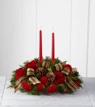 Holiday Classics Centerpiece