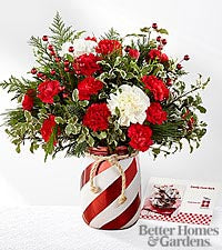 The Holiday Wishes Bouquet