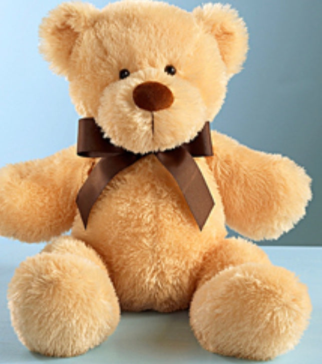 Lots of Love Teddy Light Brown