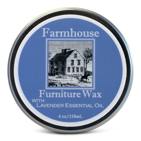 All-Natural Furniture Wax